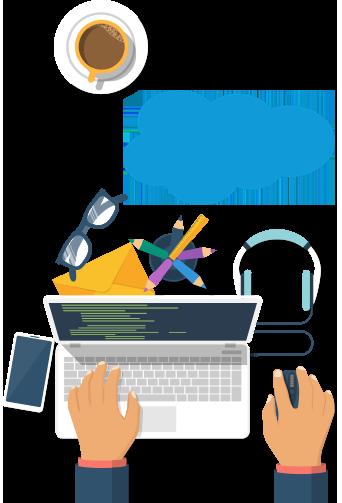 orangee sviluppatore salesforce developer